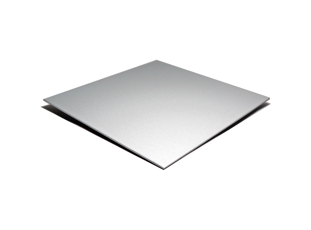Aluminio Plata