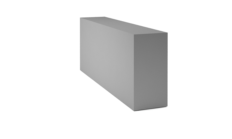 Macizo Rectangular